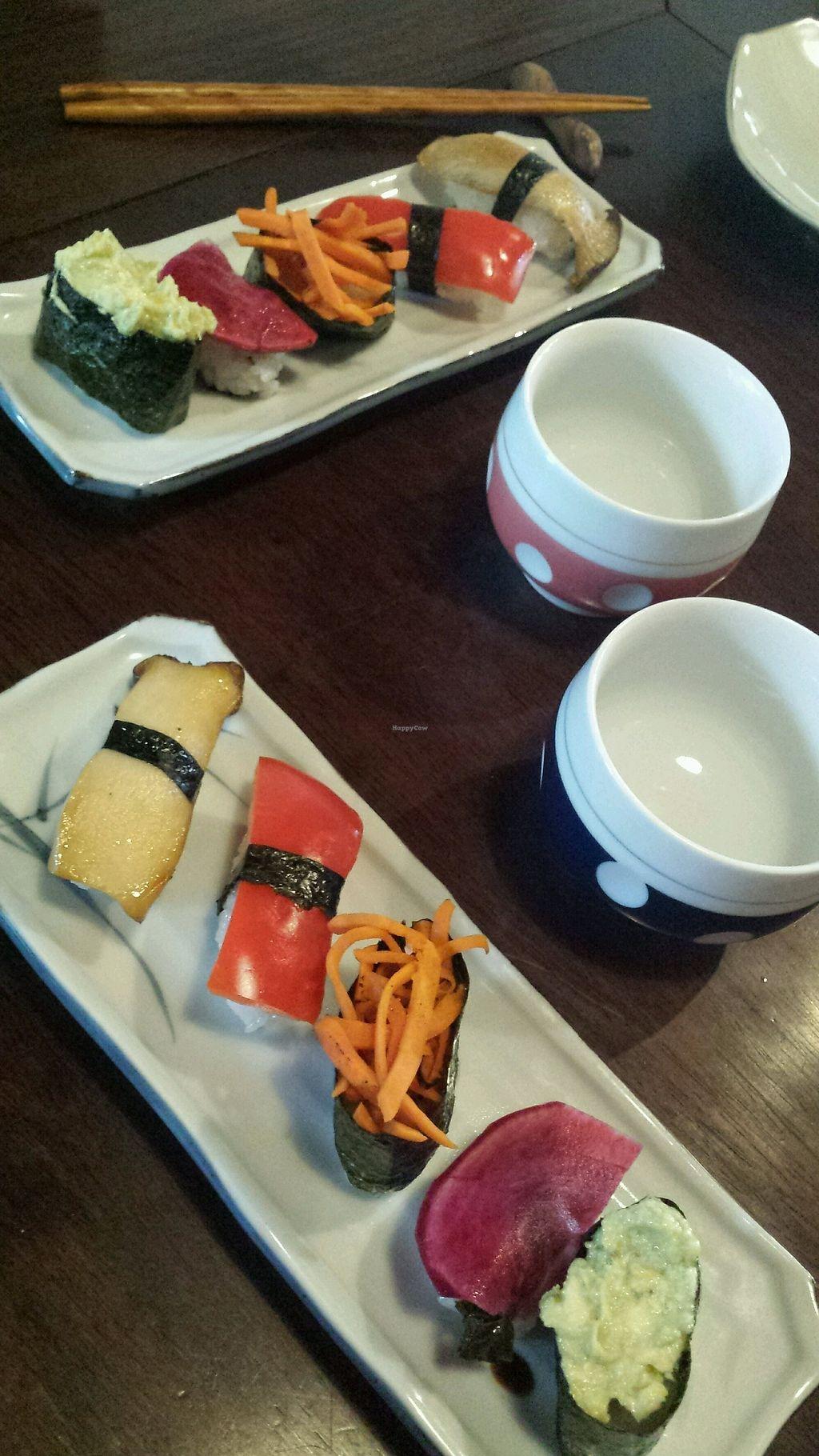 "Photo of Itadakizen Kyoto  by <a href=""/members/profile/FabianBr%C3%A4u"">FabianBräu</a> <br/>vegan sushi <br/> February 25, 2018  - <a href='/contact/abuse/image/110323/363471'>Report</a>"