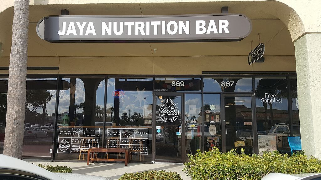 "Photo of Jaya Nutrition Bar  by <a href=""/members/profile/CecileAlfonzo"">CecileAlfonzo</a> <br/>Jaya storefront <br/> February 7, 2018  - <a href='/contact/abuse/image/110333/356037'>Report</a>"