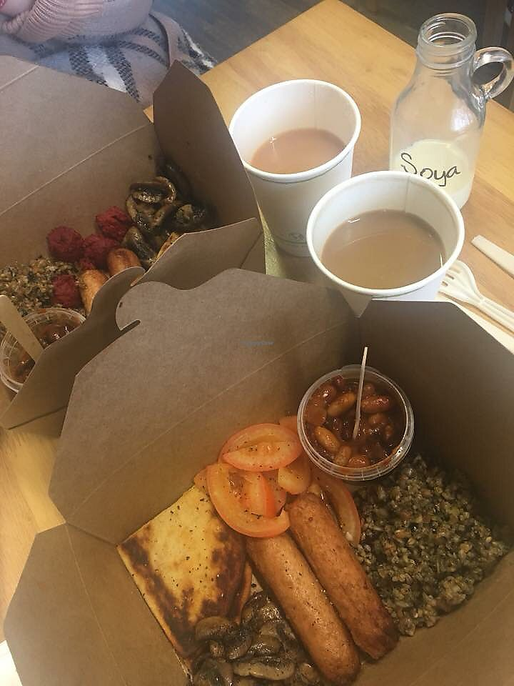 """Photo of Marwick's  by <a href=""""/members/profile/slh2287"""">slh2287</a> <br/>Best vegan breakfast ever  <br/> February 6, 2018  - <a href='/contact/abuse/image/110348/355733'>Report</a>"""