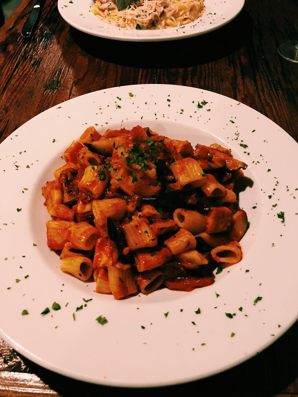 "Photo of Placido's Pasta Shop  by <a href=""/members/profile/evanorman"">evanorman</a> <br/>The 'Walrus' with seared tofu <br/> January 27, 2018  - <a href='/contact/abuse/image/110361/351541'>Report</a>"