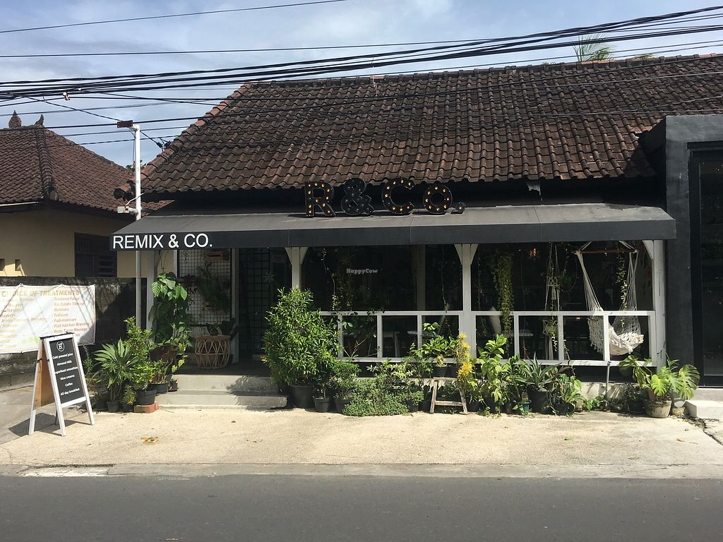 "Photo of Remix Bali  by <a href=""/members/profile/vanofvegan"">vanofvegan</a> <br/>Exterior <br/> January 29, 2018  - <a href='/contact/abuse/image/110378/352234'>Report</a>"
