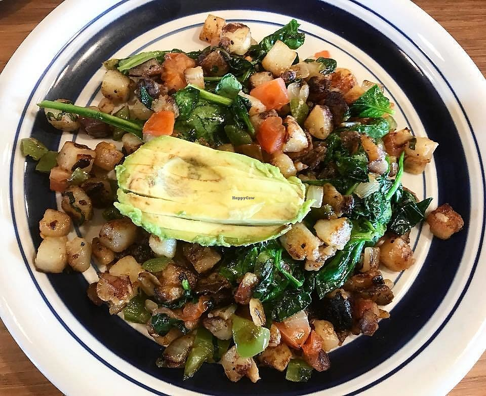 "Photo of The Dish Cafe - Green Lake  by <a href=""/members/profile/YanethGris"">YanethGris</a> <br/>Veggie Spuds with avocado <br/> January 30, 2018  - <a href='/contact/abuse/image/110381/352590'>Report</a>"