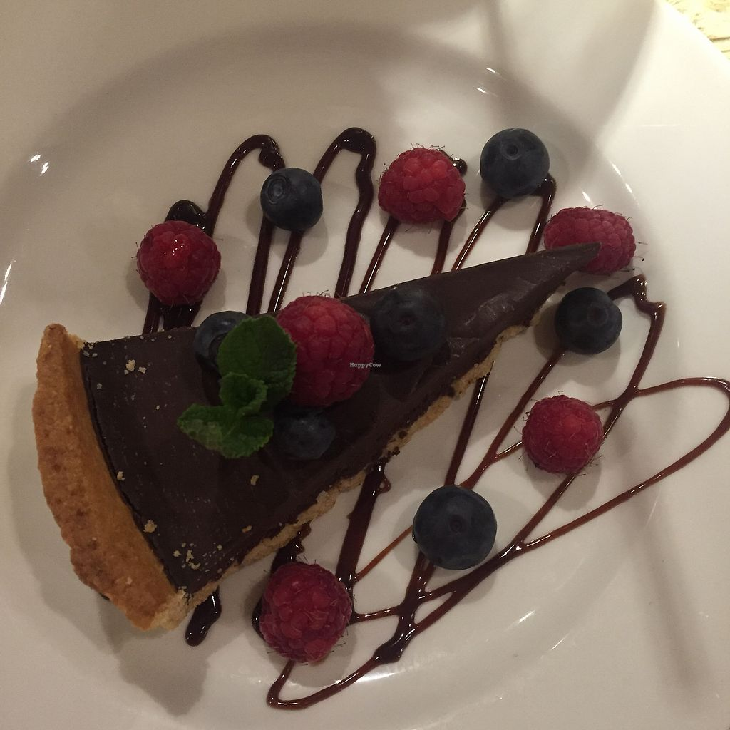 """Photo of The Arkle Manor  by <a href=""""/members/profile/bakeydoesntbake"""">bakeydoesntbake</a> <br/>Vegan chocolate torte <br/> April 1, 2018  - <a href='/contact/abuse/image/110430/379556'>Report</a>"""