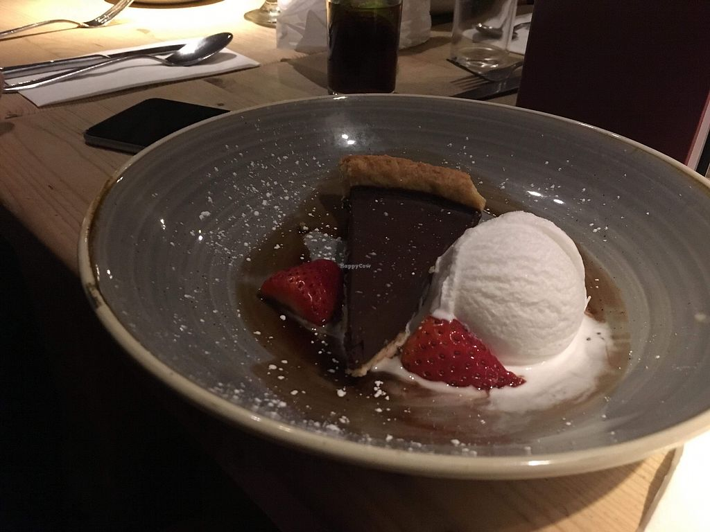 "Photo of The Flying Horse  by <a href=""/members/profile/LucySaunders"">LucySaunders</a> <br/>Chocolate tort  <br/> March 10, 2018  - <a href='/contact/abuse/image/110474/369079'>Report</a>"