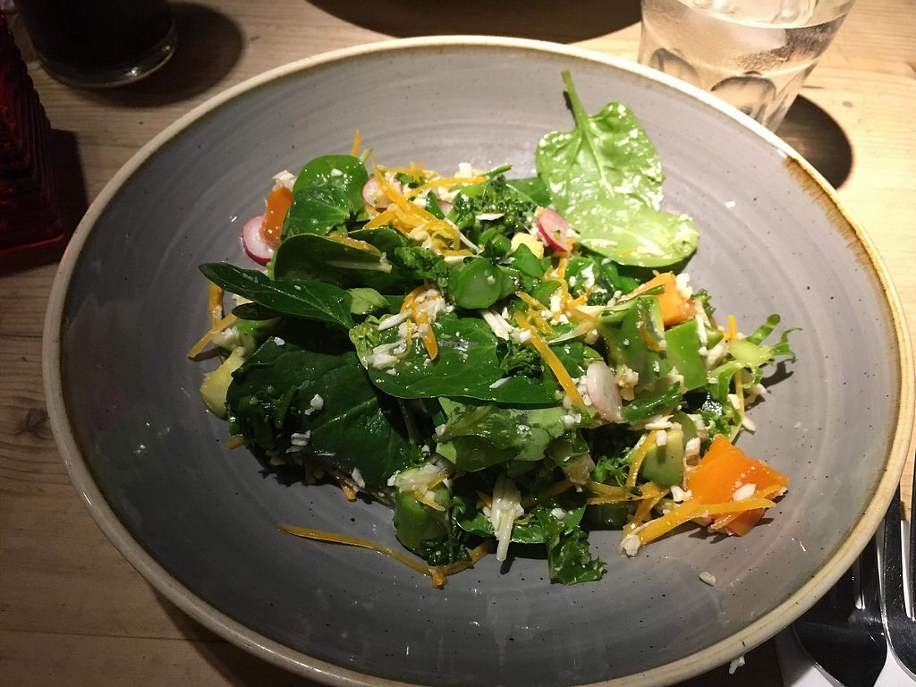 "Photo of The Flying Horse  by <a href=""/members/profile/LucySaunders"">LucySaunders</a> <br/>Wholefood salad <br/> March 10, 2018  - <a href='/contact/abuse/image/110474/369082'>Report</a>"