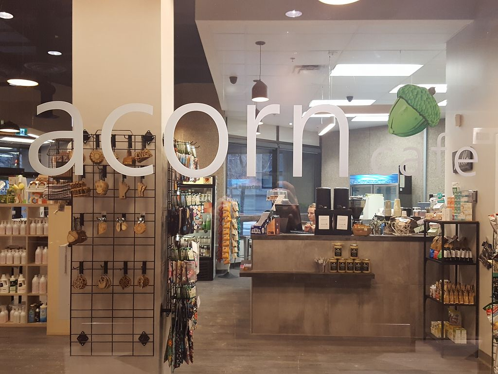 """Photo of Acorn Cafe at Generation Green  by <a href=""""/members/profile/lilyoftheprairie"""">lilyoftheprairie</a> <br/>Acorn Cafe! <br/> January 26, 2018  - <a href='/contact/abuse/image/110502/351262'>Report</a>"""