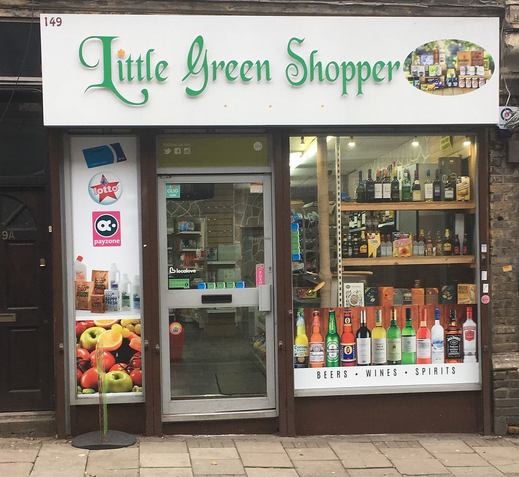 "Photo of Little Green Shopper  by <a href=""/members/profile/lysi"">lysi</a> <br/>Shopfront  <br/> January 28, 2018  - <a href='/contact/abuse/image/110545/351837'>Report</a>"