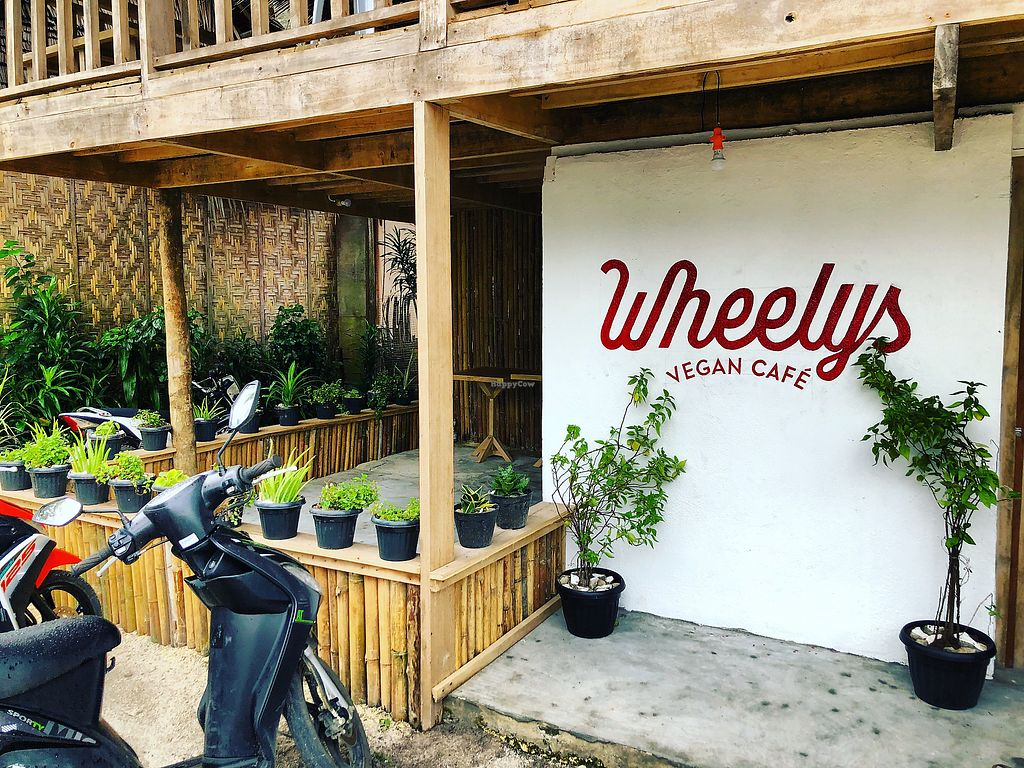 """Photo of Wheelys Cafe  by <a href=""""/members/profile/gzelbautista"""">gzelbautista</a> <br/>Green ? <br/> January 28, 2018  - <a href='/contact/abuse/image/110549/351951'>Report</a>"""