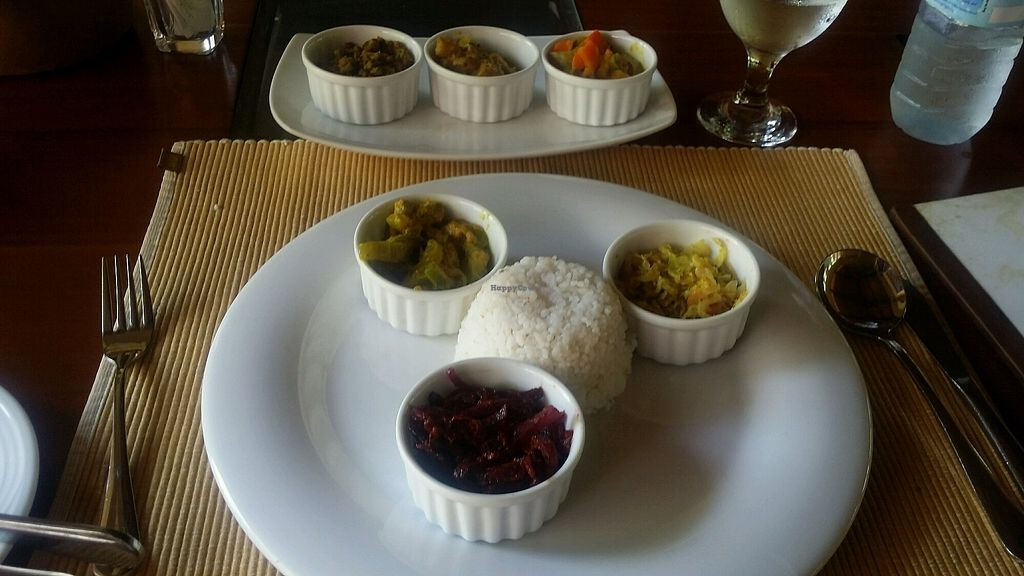 """Photo of Herbs and Spices  by <a href=""""/members/profile/ChristianParkes"""">ChristianParkes</a> <br/>Vegan Srilankan curry <br/> February 11, 2018  - <a href='/contact/abuse/image/110613/357810'>Report</a>"""