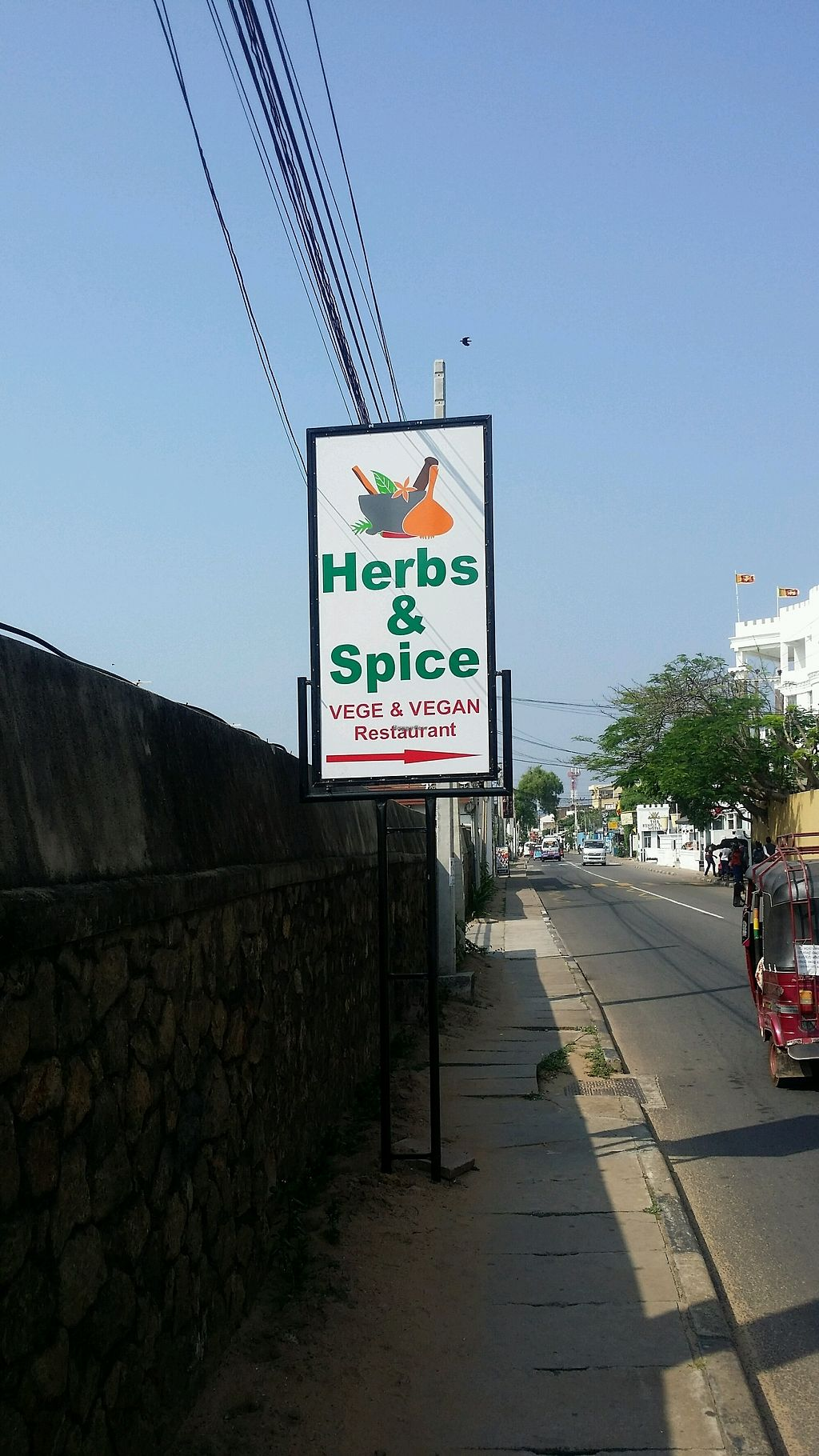 """Photo of Herbs and Spices  by <a href=""""/members/profile/ChristianParkes"""">ChristianParkes</a> <br/>Vegan and Vege menu labeled <br/> February 11, 2018  - <a href='/contact/abuse/image/110613/357811'>Report</a>"""