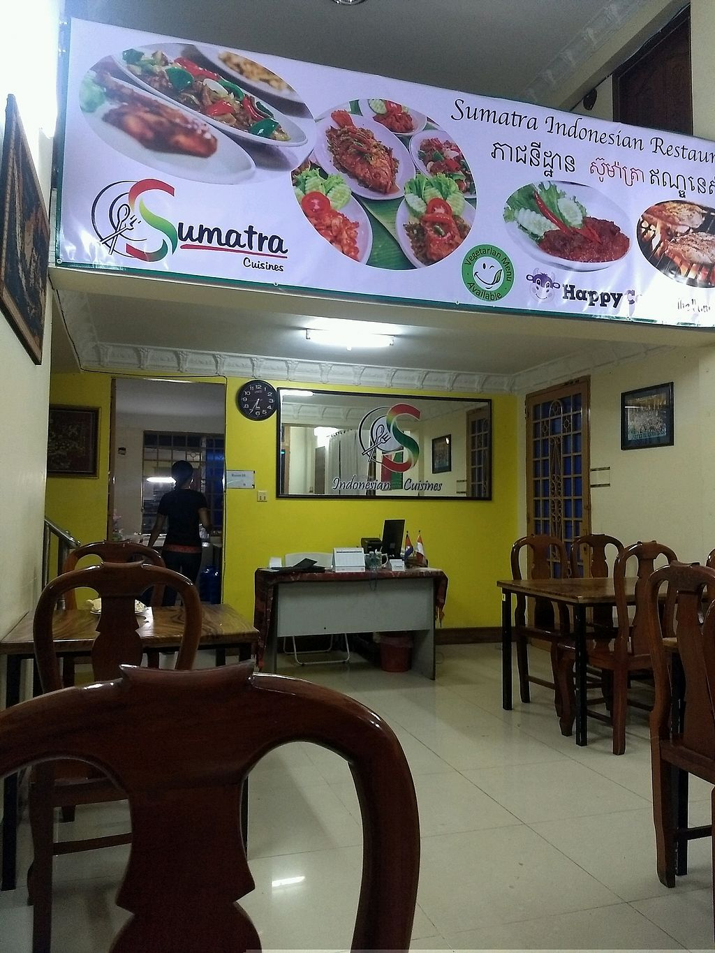 """Photo of Sumatra Restaurant  by <a href=""""/members/profile/AIM"""">AIM</a> <br/>inside <br/> February 26, 2018  - <a href='/contact/abuse/image/110620/364089'>Report</a>"""