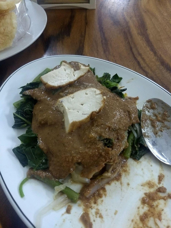 "Photo of Sumatra Restaurant  by <a href=""/members/profile/AIM"">AIM</a> <br/>gado-gado (peanut sauce) <br/> February 26, 2018  - <a href='/contact/abuse/image/110620/364090'>Report</a>"