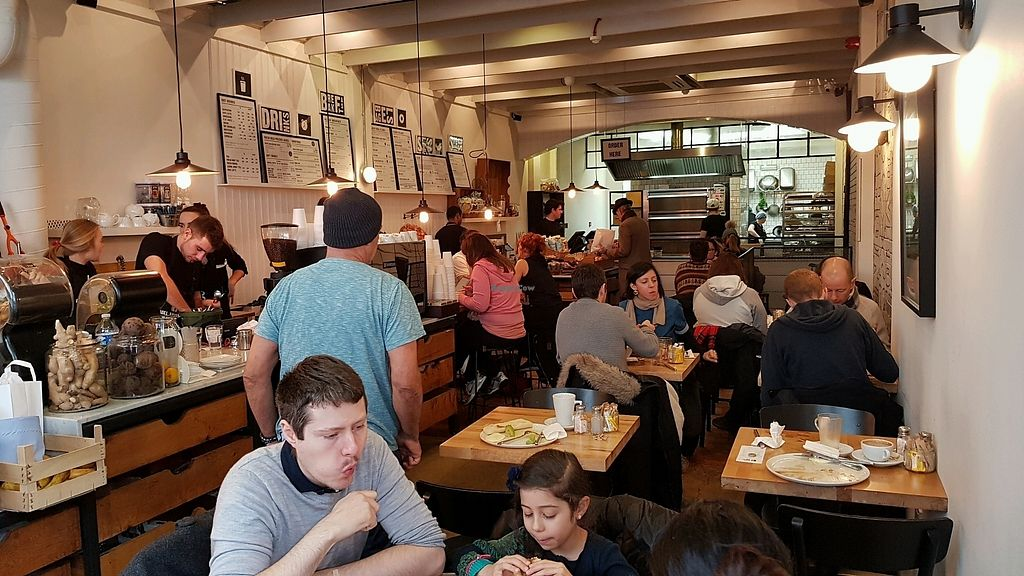 """Photo of B Bagel Bakery Bar  by <a href=""""/members/profile/jollypig"""">jollypig</a> <br/>Inside <br/> March 4, 2018  - <a href='/contact/abuse/image/110632/366584'>Report</a>"""
