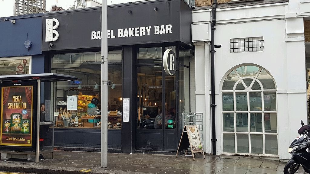 """Photo of B Bagel Bakery Bar  by <a href=""""/members/profile/jollypig"""">jollypig</a> <br/>Outside <br/> March 4, 2018  - <a href='/contact/abuse/image/110632/366586'>Report</a>"""