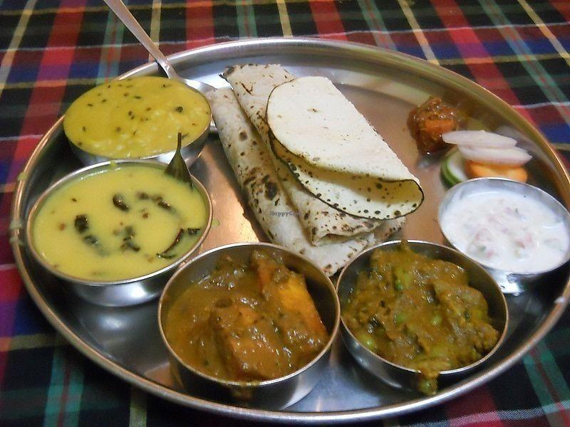 "Photo of New Marwadi Restaurant  by <a href=""/members/profile/Masala-Dosa"">Masala-Dosa</a> <br/>Gujarati Thali <br/> January 6, 2018  - <a href='/contact/abuse/image/11064/343553'>Report</a>"