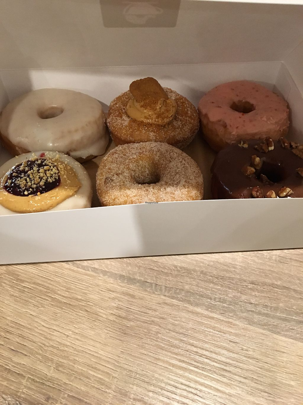 "Photo of Craft Donuts + Coffee  by <a href=""/members/profile/Mpveg"">Mpveg</a> <br/>Yum <br/> January 29, 2018  - <a href='/contact/abuse/image/110666/352292'>Report</a>"