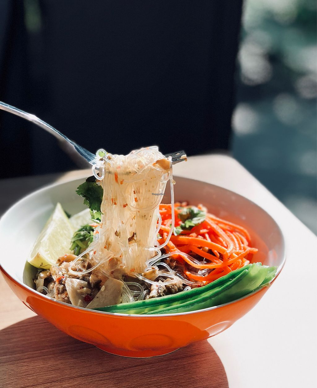 "Photo of The Soup Spoon - Khoo Teck Puat Hospital  by <a href=""/members/profile/CherylQuincy"">CherylQuincy</a> <br/>Thai Vermicelli with Mushrooms  <br/> March 17, 2018  - <a href='/contact/abuse/image/110696/371634'>Report</a>"
