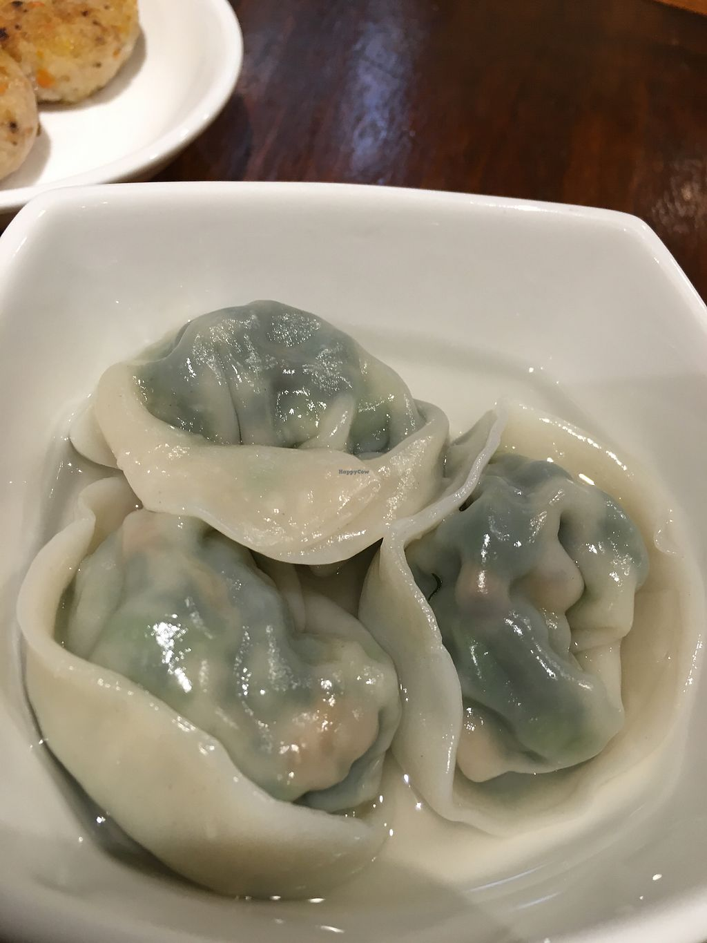 "Photo of LockCha Tea House  by <a href=""/members/profile/Veg4Jay"">Veg4Jay</a> <br/>Bean Shoots Dumpling <br/> November 23, 2017  - <a href='/contact/abuse/image/11069/328386'>Report</a>"
