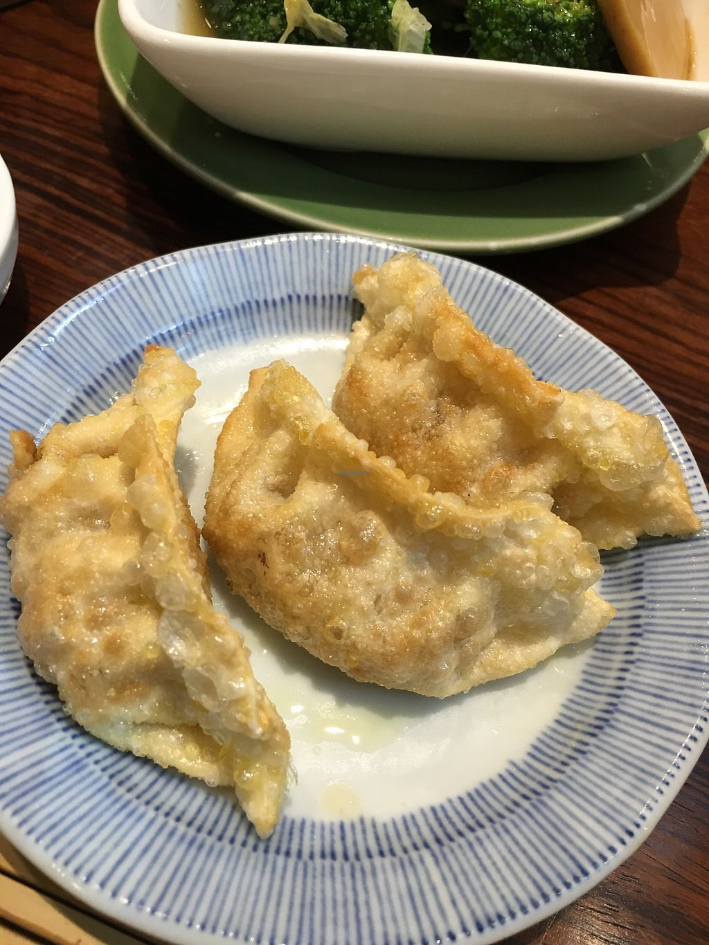 "Photo of LockCha Tea House  by <a href=""/members/profile/Veg4Jay"">Veg4Jay</a> <br/>Deep Fried Assorted Vegetable Dumplings <br/> April 11, 2018  - <a href='/contact/abuse/image/11069/383735'>Report</a>"