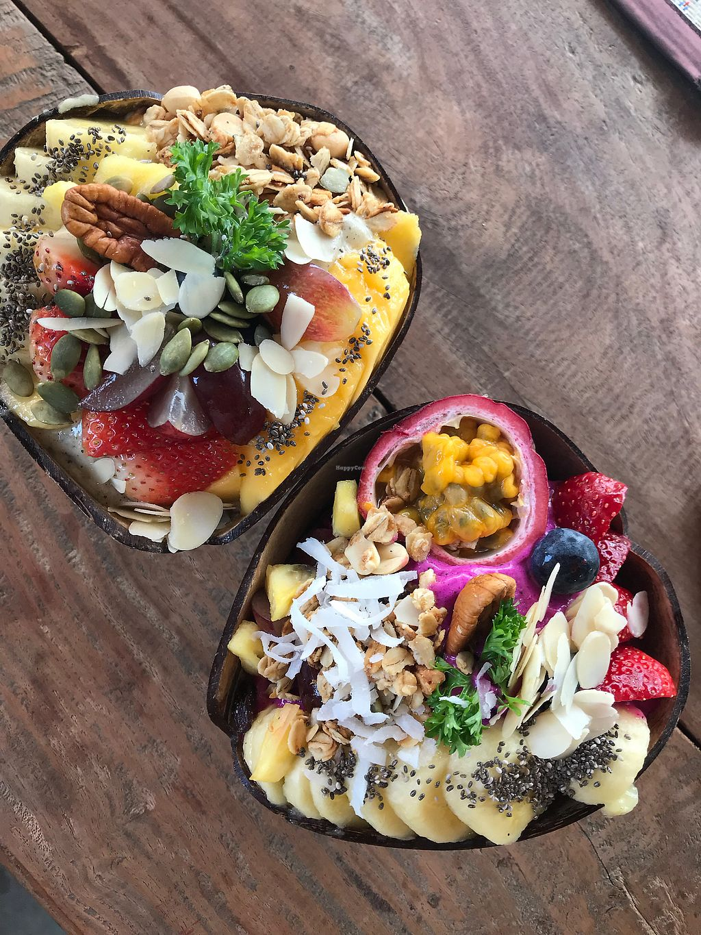 """Photo of Full Moon Wellness Cafe  by <a href=""""/members/profile/sinasamira"""">sinasamira</a> <br/>delicious bowls <br/> March 3, 2018  - <a href='/contact/abuse/image/110705/366029'>Report</a>"""