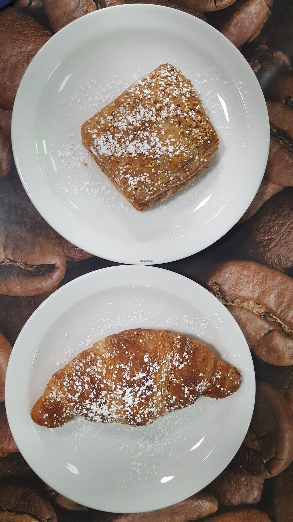 """Photo of Vesuvius Cafe  by <a href=""""/members/profile/VeganAnnaS"""">VeganAnnaS</a> <br/>Vegan pastries <br/> April 15, 2018  - <a href='/contact/abuse/image/110754/386475'>Report</a>"""