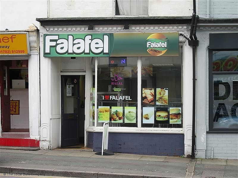 "Photo of Falafel Crunchy  by <a href=""/members/profile/JamesDaley"">JamesDaley</a> <br/>Shop exterior <br/> January 30, 2018  - <a href='/contact/abuse/image/110784/352832'>Report</a>"