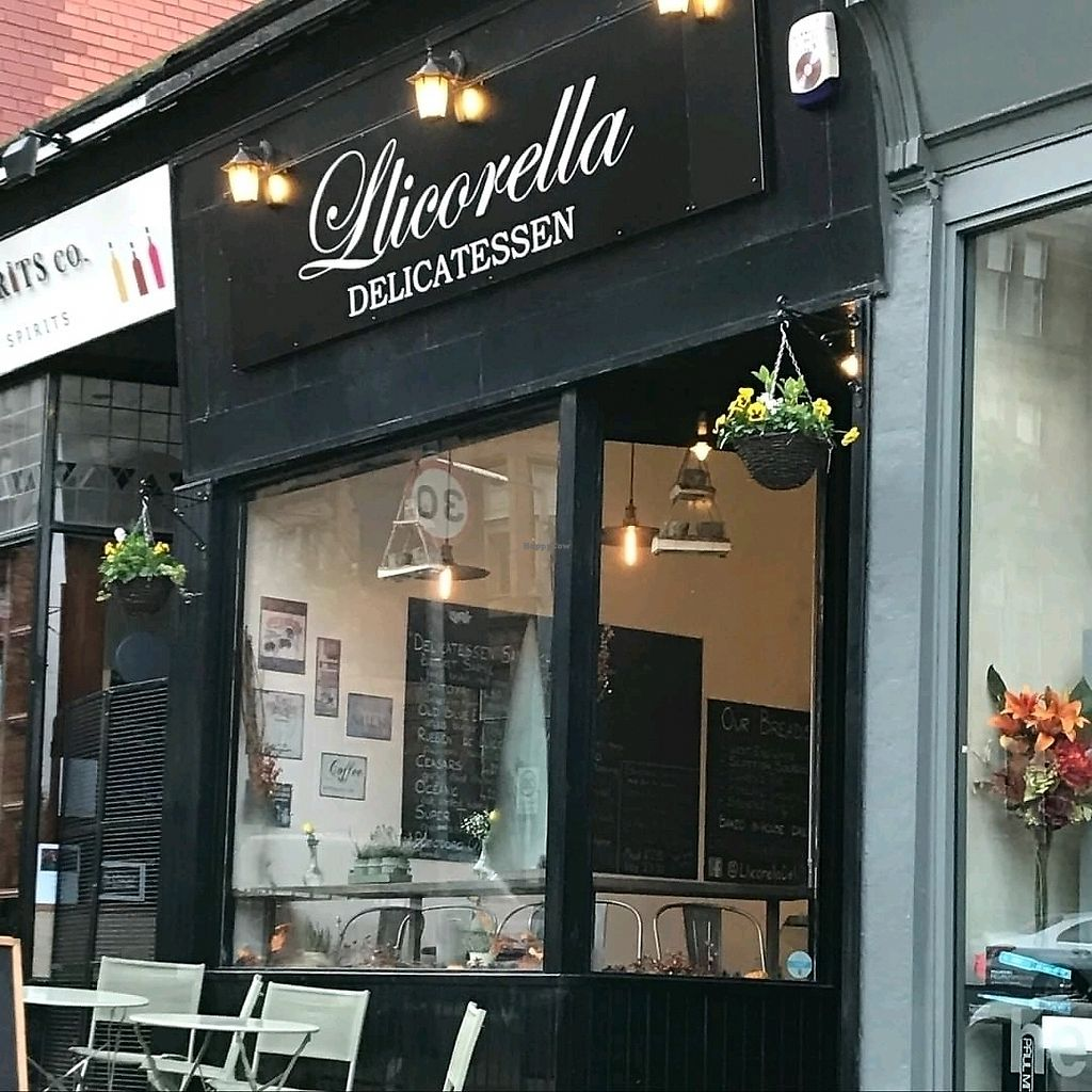 "Photo of Llicorella Delicatessen  by <a href=""/members/profile/craigmc"">craigmc</a> <br/>outside <br/> March 25, 2018  - <a href='/contact/abuse/image/110847/376000'>Report</a>"