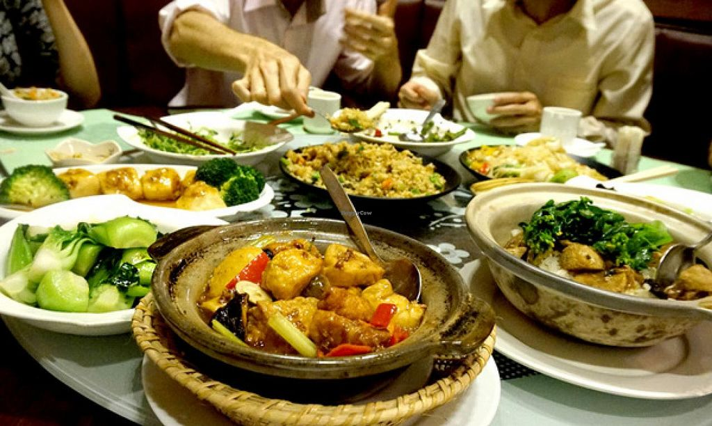 """Photo of Sino Vegetarian Restaurant  by <a href=""""/members/profile/Stevie"""">Stevie</a> <br/>15 <br/> July 16, 2015  - <a href='/contact/abuse/image/11087/109606'>Report</a>"""