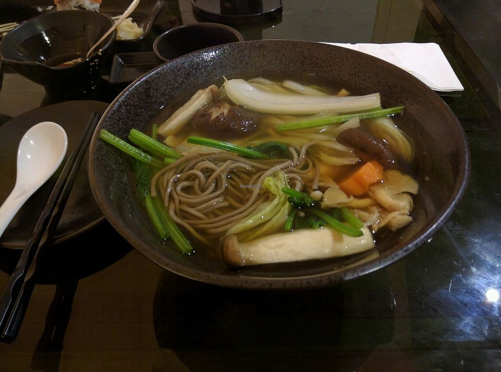 "Photo of Koyaku  by <a href=""/members/profile/Summer_Tan"">Summer_Tan</a> <br/>Yasai Soba - RM20 (with the option of Udon) Big portion, generous with the vegetables and mushroom. The broth is light, clean and very tasty, well seasoned <br/> February 3, 2018  - <a href='/contact/abuse/image/110915/354480'>Report</a>"