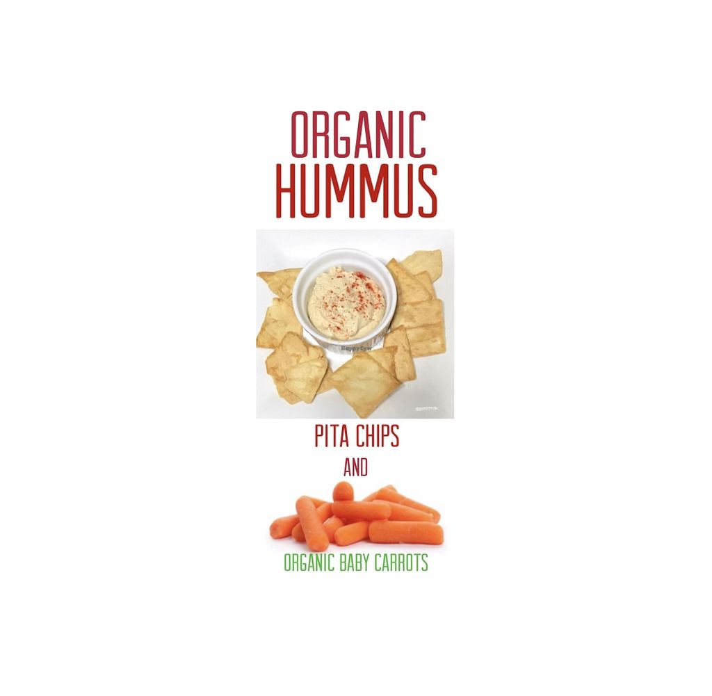 """Photo of 918 Coffee  by <a href=""""/members/profile/918Coffee"""">918Coffee</a> <br/>Açaí Bowl   Organic Hummus & Organic Baby Carrots  <br/> February 1, 2018  - <a href='/contact/abuse/image/110921/353595'>Report</a>"""