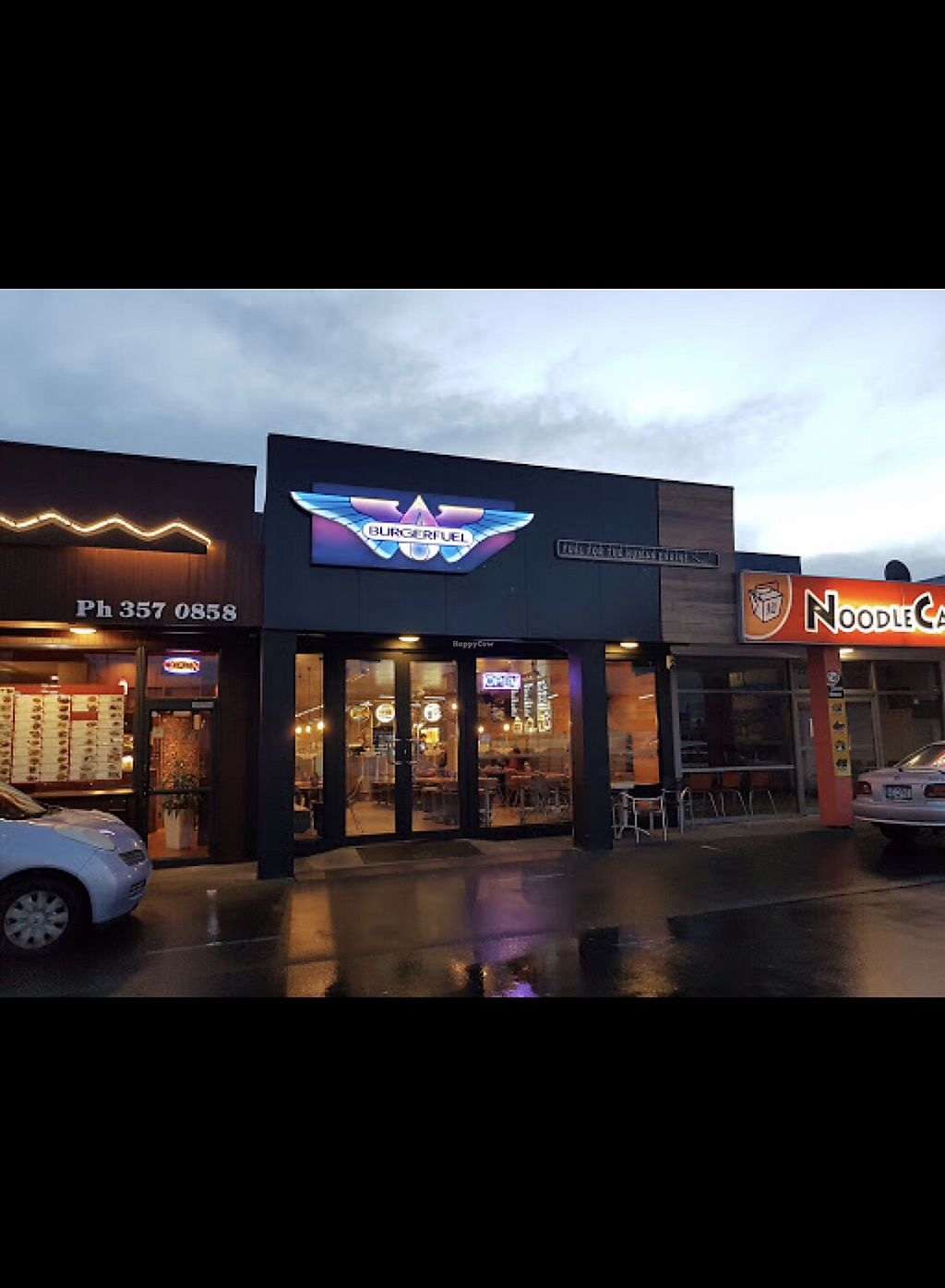 """Photo of BurgerFuel  by <a href=""""/members/profile/CoreySaunders"""">CoreySaunders</a> <br/> Burger fuel Palmerston North  <br/> February 1, 2018  - <a href='/contact/abuse/image/110951/353763'>Report</a>"""