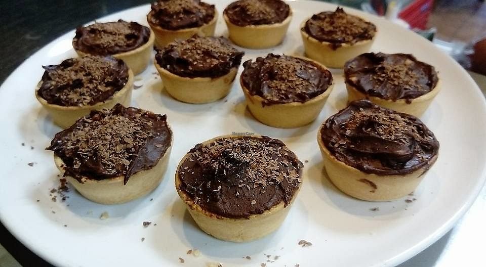 """Photo of Piccola Parma  by <a href=""""/members/profile/community5"""">community5</a> <br/>Vegan and Gluten Free Peanut & Chocolate Cups <br/> February 6, 2018  - <a href='/contact/abuse/image/110977/355835'>Report</a>"""