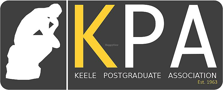 "Photo of Keele Postgraduate Association  by <a href=""/members/profile/JamesDaley"">JamesDaley</a> <br/>KPA Logo <br/> February 1, 2018  - <a href='/contact/abuse/image/110988/353769'>Report</a>"
