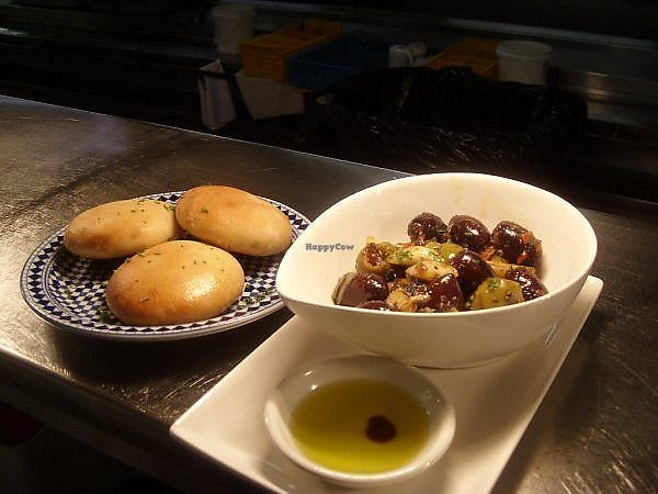 """Photo of Mosaic by Simo  by <a href=""""/members/profile/community5"""">community5</a> <br/>Moroccan bread with olives <br/> February 8, 2018  - <a href='/contact/abuse/image/110998/356562'>Report</a>"""