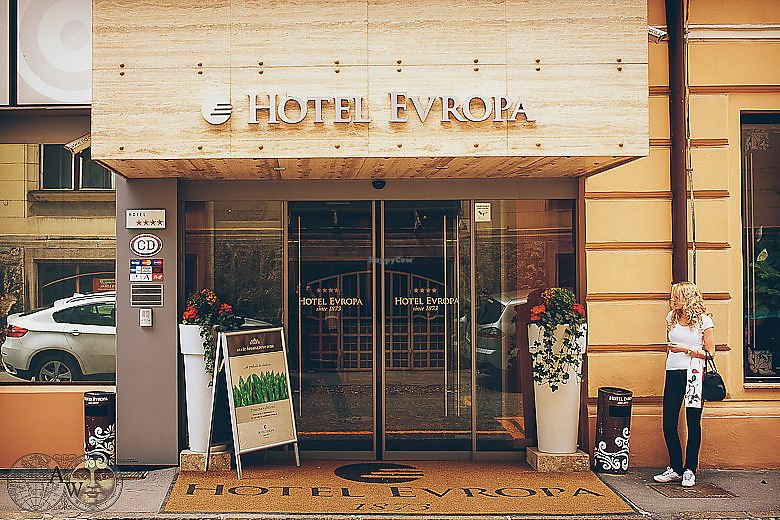"Photo of Hotel Evropa  by <a href=""/members/profile/slovenianvegan"">slovenianvegan</a> <br/>Hotel Evropa Celje <br/> February 13, 2018  - <a href='/contact/abuse/image/111038/358933'>Report</a>"