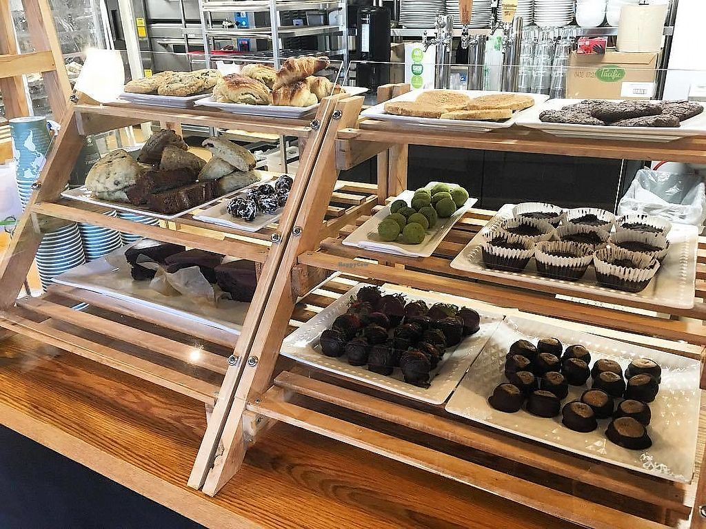 """Photo of Knead Bakery  by <a href=""""/members/profile/KneadVT"""">KneadVT</a> <br/>pastries and treats! <br/> March 20, 2018  - <a href='/contact/abuse/image/111070/373375'>Report</a>"""