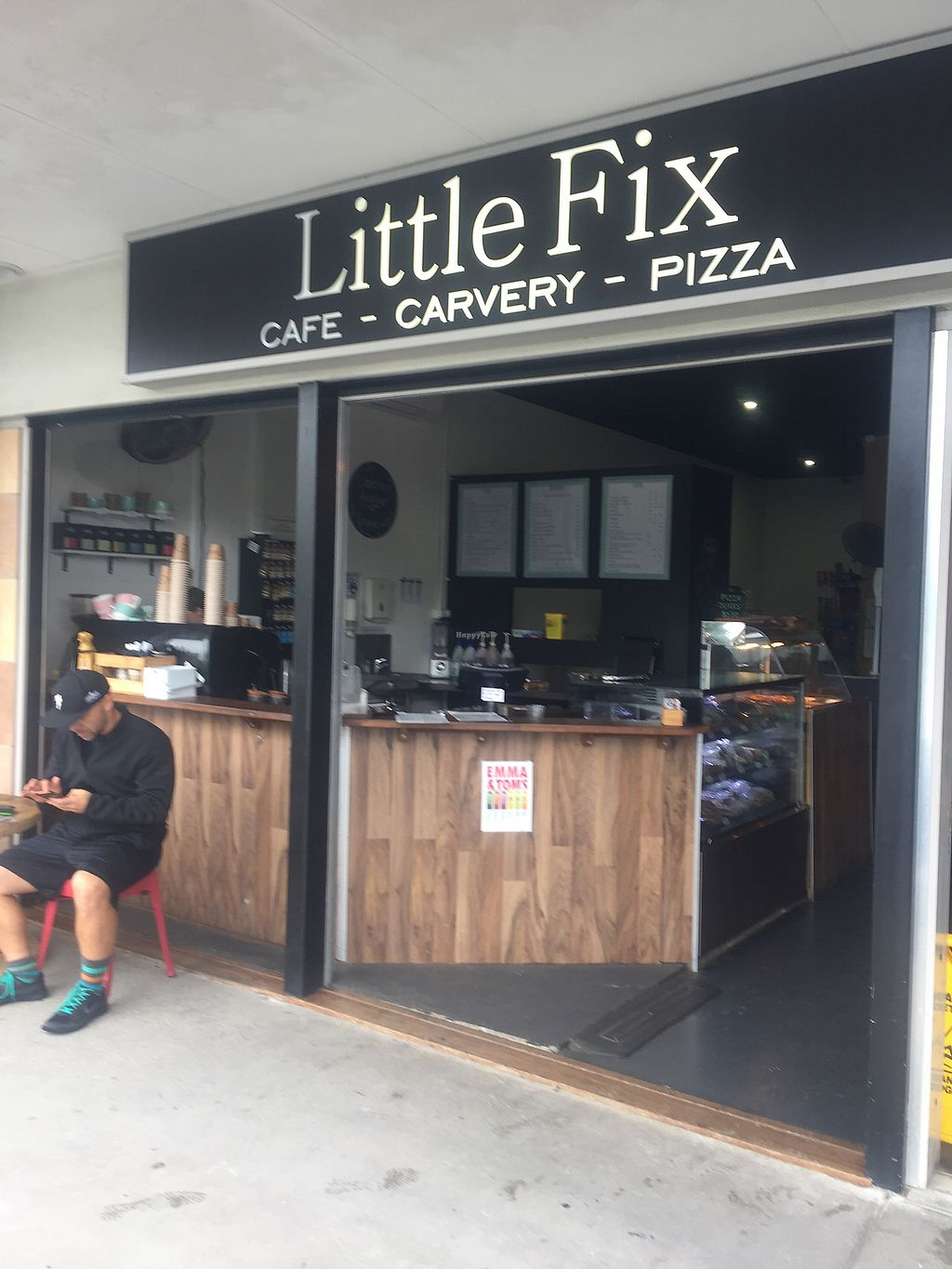 """Photo of Little Fix Cafe and Carvery  by <a href=""""/members/profile/Sundeez"""">Sundeez</a> <br/>Little Fix front <br/> February 3, 2018  - <a href='/contact/abuse/image/111100/354312'>Report</a>"""