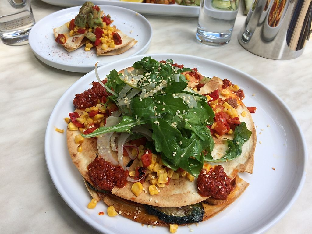 "Photo of Iron Pot Bay Vineyard  by <a href=""/members/profile/clairem"">clairem</a> <br/>Spiced Quesadilla  <br/> February 3, 2018  - <a href='/contact/abuse/image/111109/354230'>Report</a>"