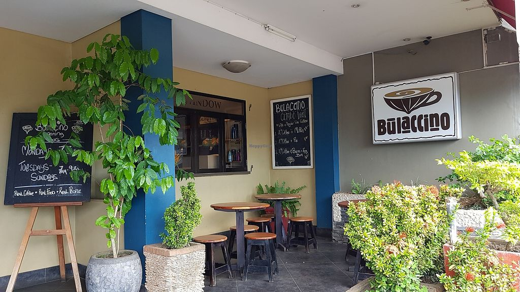 """Photo of Bulaccino Cafe  by <a href=""""/members/profile/Hotfuzzy69"""">Hotfuzzy69</a> <br/>Front of cafe <br/> February 4, 2018  - <a href='/contact/abuse/image/111120/354752'>Report</a>"""