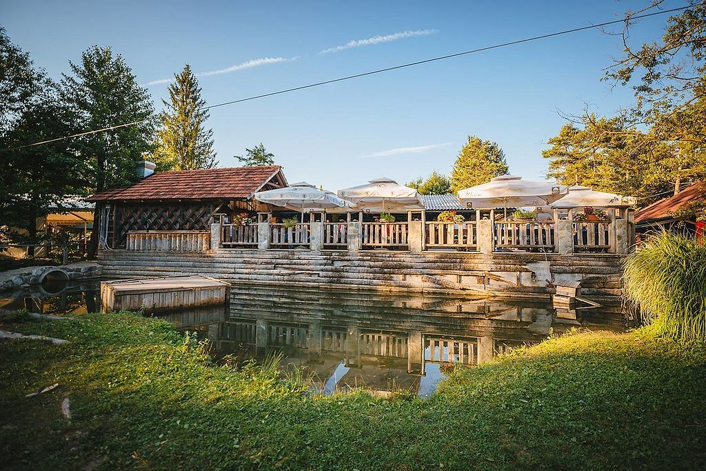 """Photo of Restaurant Kaca  by <a href=""""/members/profile/slovenianvegan"""">slovenianvegan</a> <br/>Photo from: campingmenina.com <br/> February 4, 2018  - <a href='/contact/abuse/image/111128/354915'>Report</a>"""