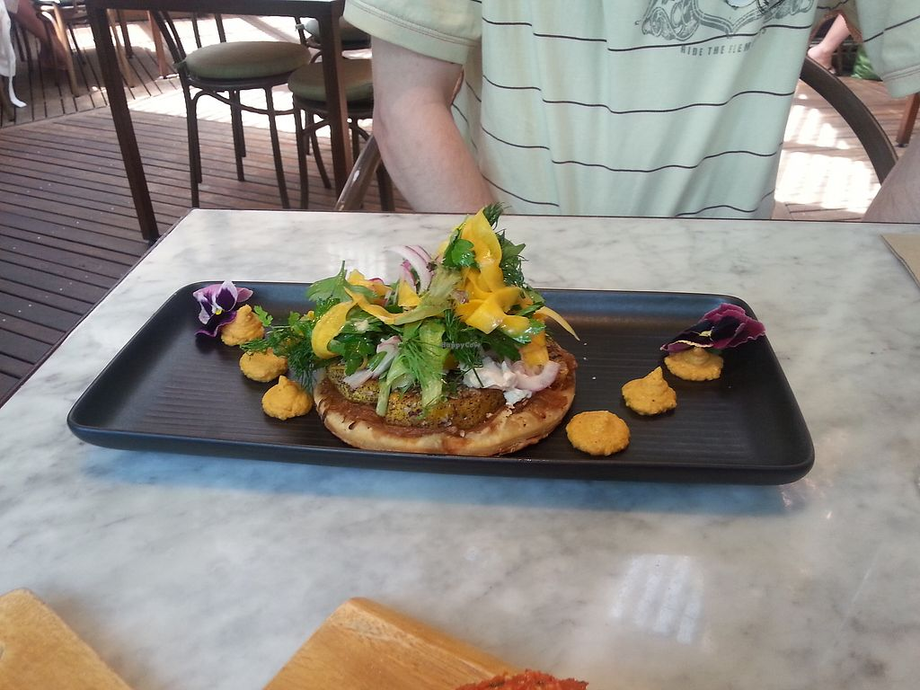 """Photo of Spa Dreaming Centre Cafe  by <a href=""""/members/profile/KatieBatty"""">KatieBatty</a> <br/>Can't remember what this was, I think it was a new additon to the menu. A delicious vegan dish! <br/> February 5, 2018  - <a href='/contact/abuse/image/111129/355126'>Report</a>"""