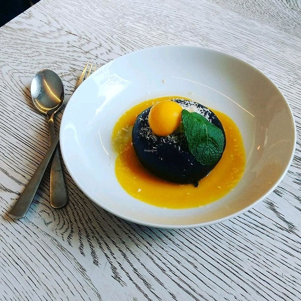 """Photo of häppies  by <a href=""""/members/profile/erinlovestofu"""">erinlovestofu</a> <br/>Isa bun - black rice, mango and coconut.  <br/> February 4, 2018  - <a href='/contact/abuse/image/111134/354703'>Report</a>"""