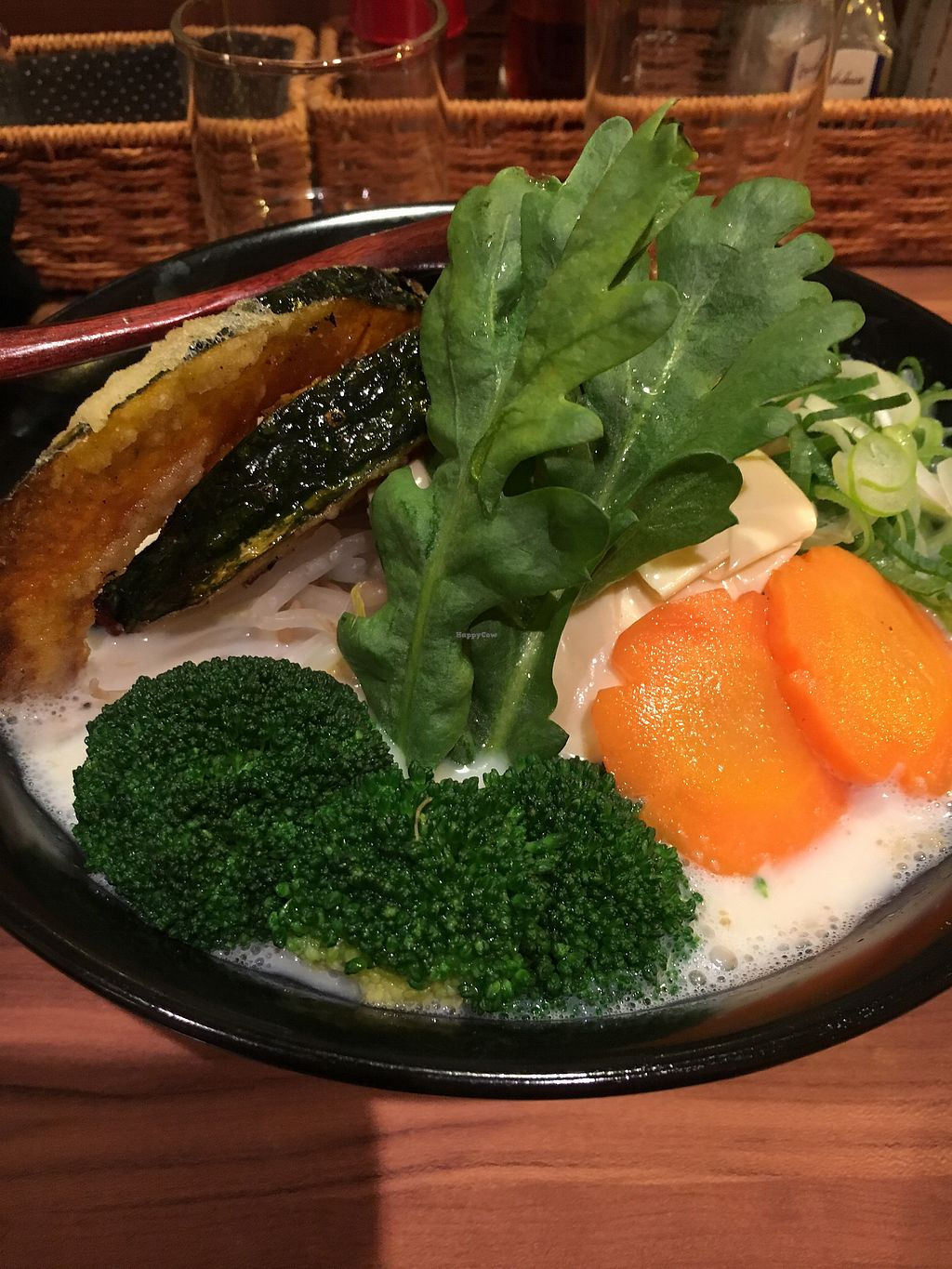 """Photo of Ramen Sen No Kaze  by <a href=""""/members/profile/LaurenJumikis"""">LaurenJumikis</a> <br/>Soy based ramen <br/> February 15, 2018  - <a href='/contact/abuse/image/111143/359799'>Report</a>"""