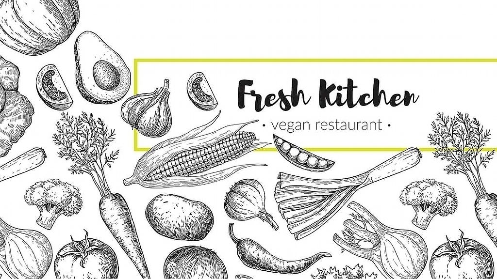 """Photo of Fresh Kitchen  by <a href=""""/members/profile/MagdaMagda"""">MagdaMagda</a> <br/>Vegan Restaurant  <br/> February 4, 2018  - <a href='/contact/abuse/image/111169/354700'>Report</a>"""
