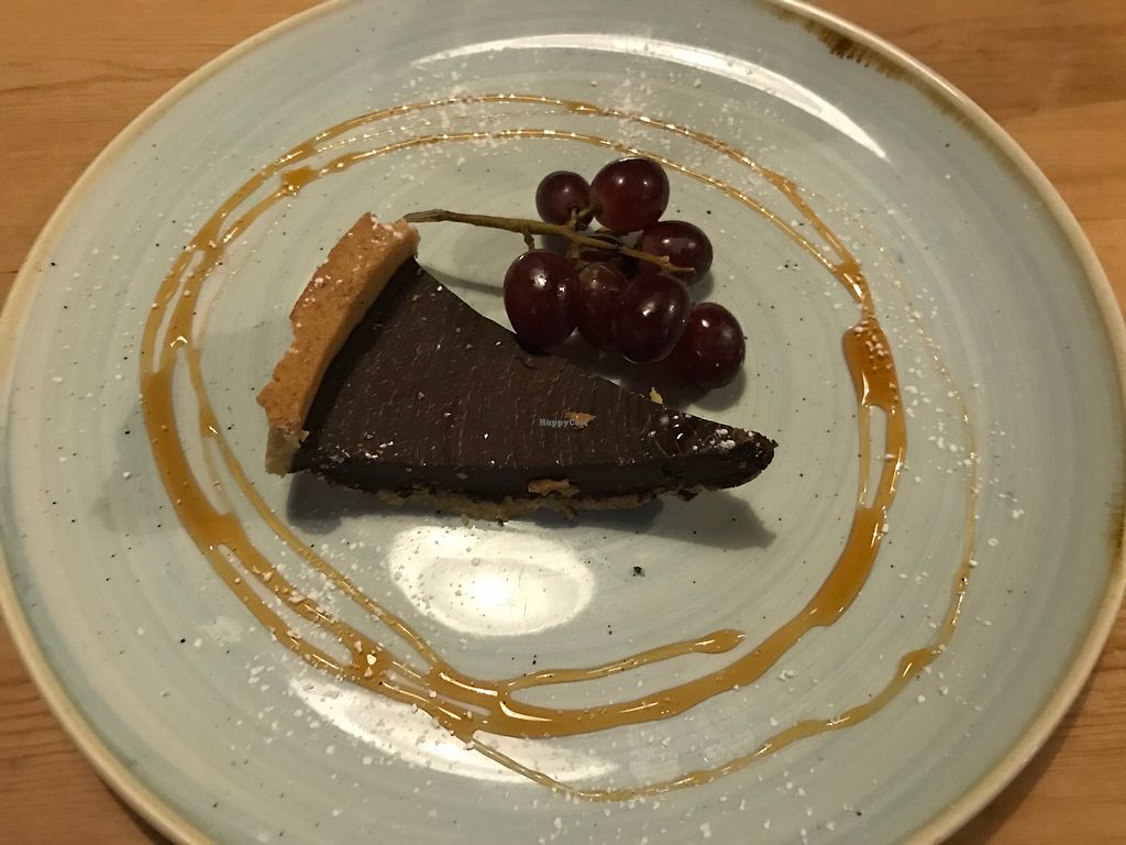 """Photo of The Rose and Crown  by <a href=""""/members/profile/Brunorg"""">Brunorg</a> <br/>Chocolate tart <br/> March 8, 2018  - <a href='/contact/abuse/image/111179/368252'>Report</a>"""
