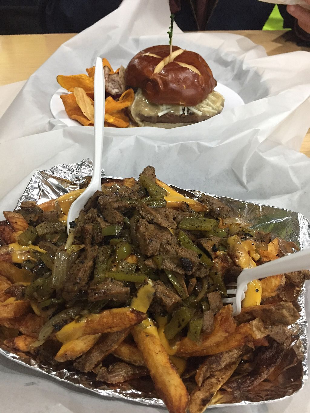 "Photo of Epic Deli  by <a href=""/members/profile/annedev4"">annedev4</a> <br/>Epic fries! <br/> April 7, 2018  - <a href='/contact/abuse/image/111182/382023'>Report</a>"