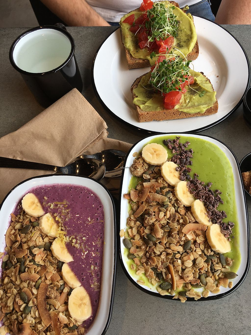 """Photo of Eight - The Health Lounge  by <a href=""""/members/profile/C%2Fclaire"""">C/claire</a> <br/>Breakfast  <br/> April 2, 2018  - <a href='/contact/abuse/image/111218/379867'>Report</a>"""