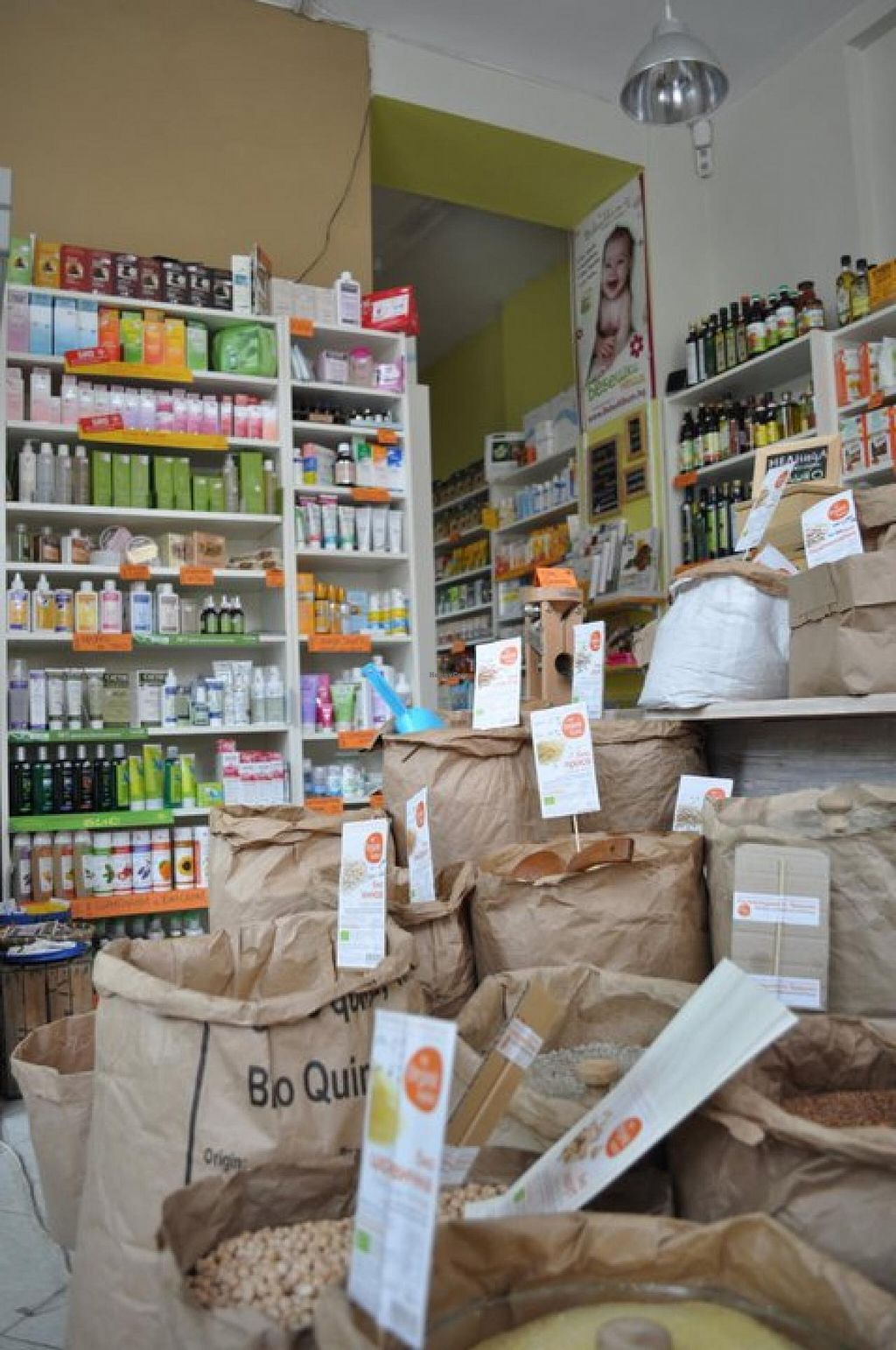"""Photo of CLOSED: Zelen Bio  by <a href=""""/members/profile/AnitaKlasanova"""">AnitaKlasanova</a> <br/>We from My Organic market offer a variety of more than 50 bulk grains, seeds, dried fruits, raw nuts and Superfoods. Himalayan and celtic salt. All organic certified goods <br/> January 23, 2014  - <a href='/contact/abuse/image/11131/62998'>Report</a>"""