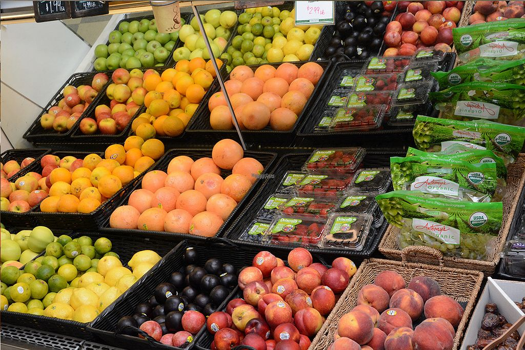 """Photo of Feel-Rite Fresh Market - Amherst  by <a href=""""/members/profile/feelrite"""">feelrite</a> <br/>Feel Rite only carries organic produce <br/> September 29, 2016  - <a href='/contact/abuse/image/11132/178466'>Report</a>"""