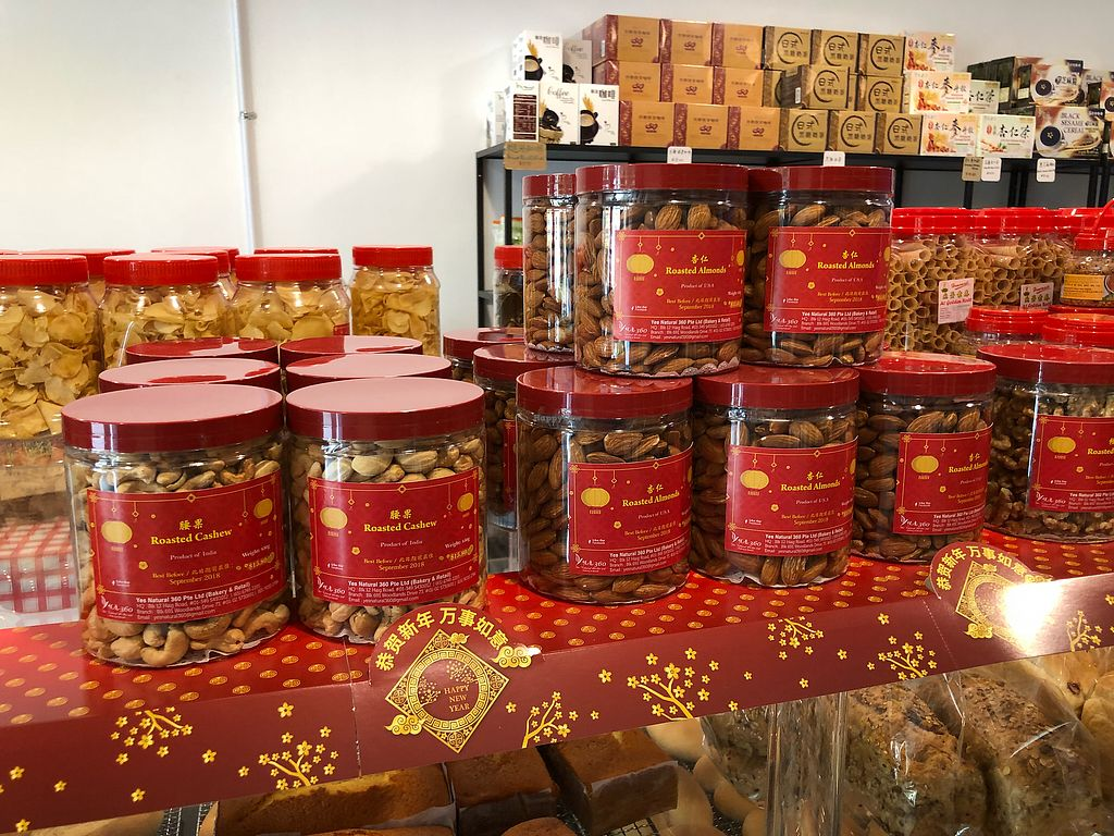 """Photo of Yes Natural 360  by <a href=""""/members/profile/CherylQuincy"""">CherylQuincy</a> <br/>Snacks for Chinese New Year  <br/> February 11, 2018  - <a href='/contact/abuse/image/111337/357737'>Report</a>"""